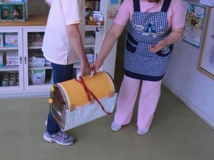 家政婦でペットの通院介助!2